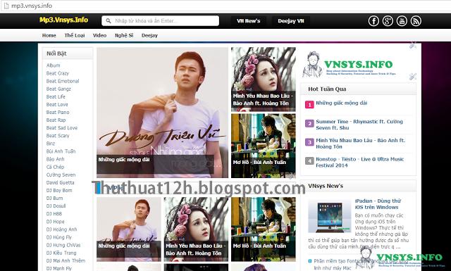 Template Clone Mp3 gần giống với trang mp3.zing.vn, template giong zing mp3, theme blog giống mp3.zing.vn, blogger template chia se nhac dep nhat, template blogspot giong zingmp3