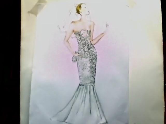 Diventa stilista marziastylist prova a disegnare anche tu for Disegni da stampare maggie e bianca
