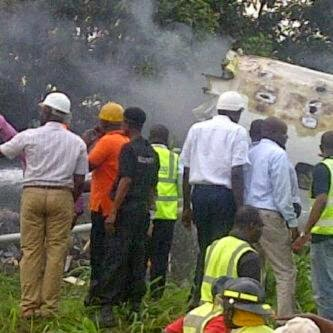 pilot lagos plane crash argument