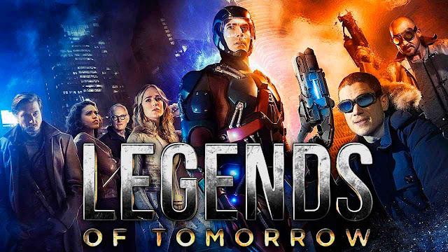 Los Lunes Seriéfilos Legends of Tomorrow