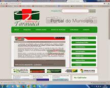 Site Oficial da Prefeitura de Tarauacá
