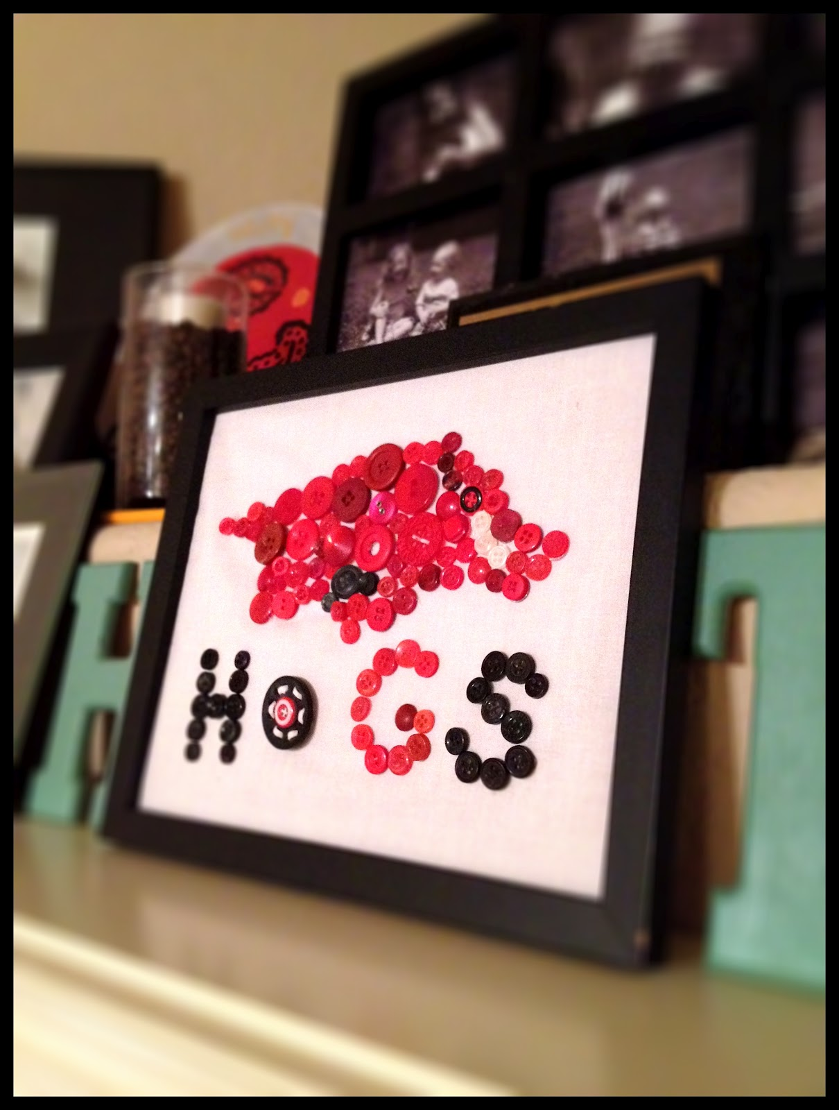 pinterest arkansas arkansassy pin razorbacks wall decoration razorback decor