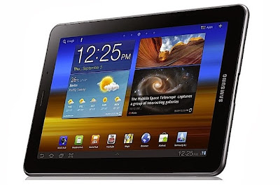 Samsung is working on the 8-inch and 10-inch AMOLED tablets