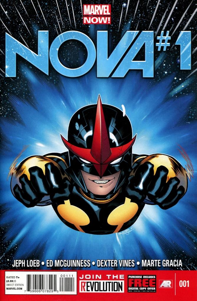 Nova marvel now