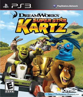 DREAMWORKS SUPERSTAR KARTZ PS3
