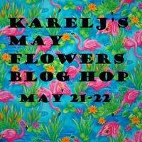May Flowers Blog Hop