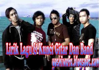 Lirik Lagu dan Chord Gitar Dan Band Tanpa Mata