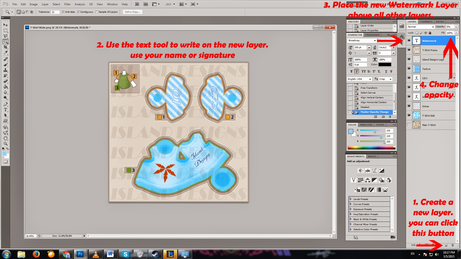 how to use maplestory design