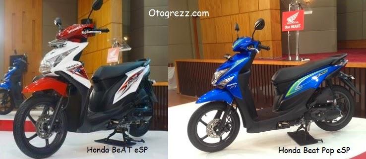 Harga Dan Spesifikasi Honda Beat eSP dan Honda Beat Pop eSP - OtoGrezz