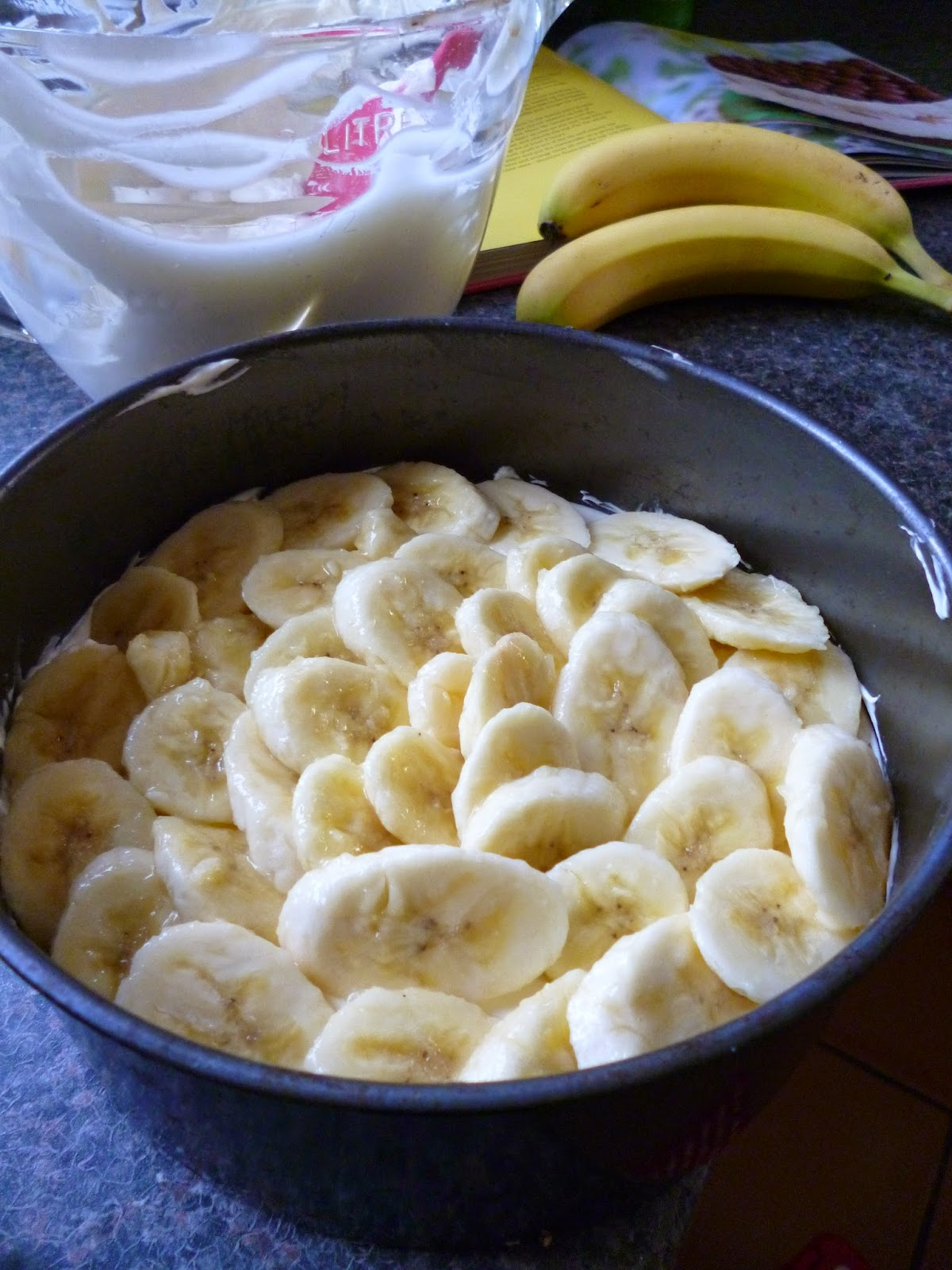 Chocolate and Banana Cheesecake Recipe No Bake