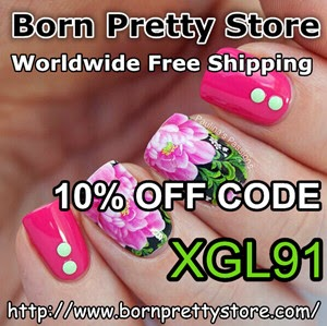 Born Pretty Store 10% OFF