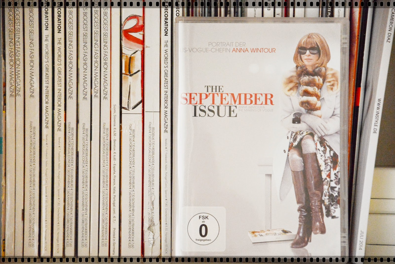 Anna Wintour, the September Issue Vogue