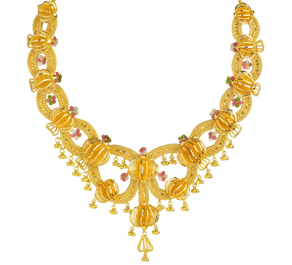 Kerala Necklace Designs