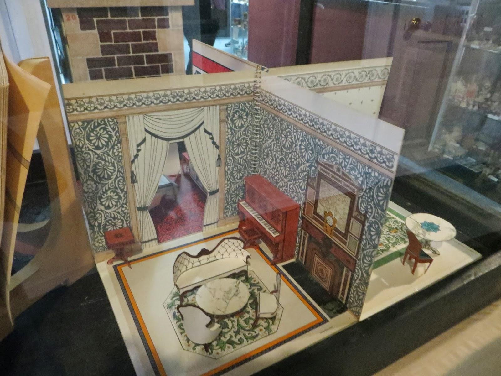 The Peripatetic Miniaturist Miniature Museum Of St Louis