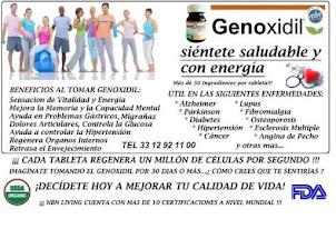 BENEFICIOS DE GENOXIDIL