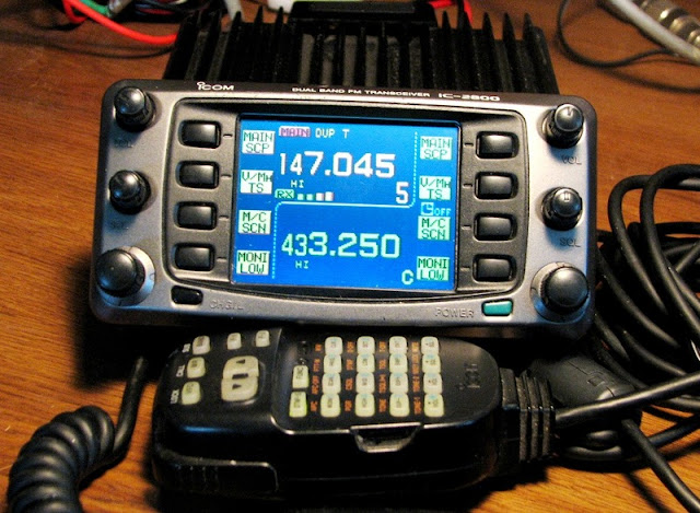 Icom IC-2800H