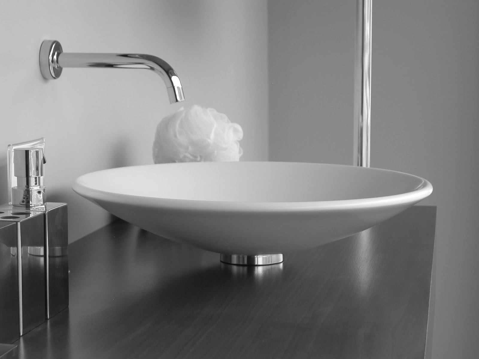 Minosa new minosa bathroom design resort style ensuite - The Kava Above Counter Basin Made With Corian By Minosa