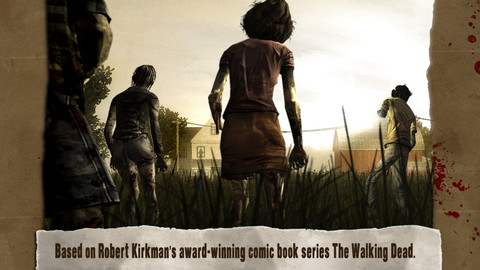 screenshot 1 Walking Dead The Game v1.3