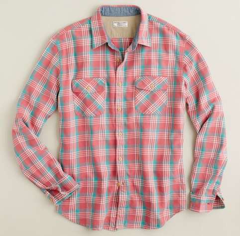 Q-Tips: How Men Do Pink for Breast Cancer - Avenue Swank - Pink And Blue Mens Shirt Artee Shirt