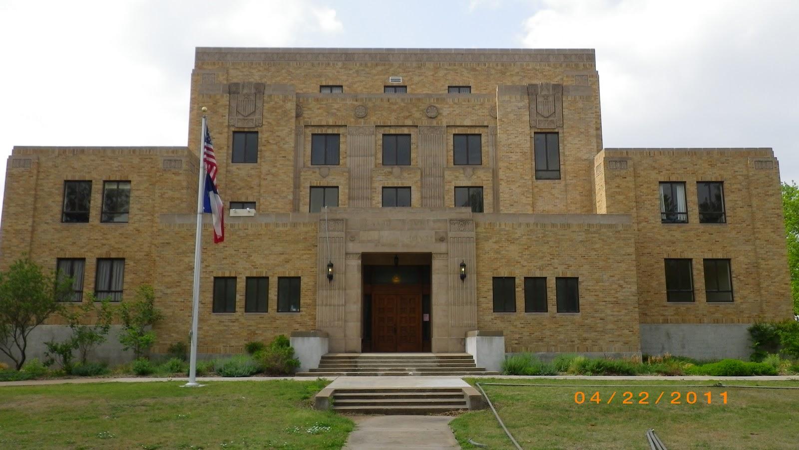 Texas Courthouse Tour: Easter weekend Lubbock trip: 4/22: Mason ...