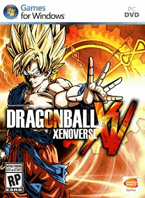 Dragon Ball Xenoverse-CODEX