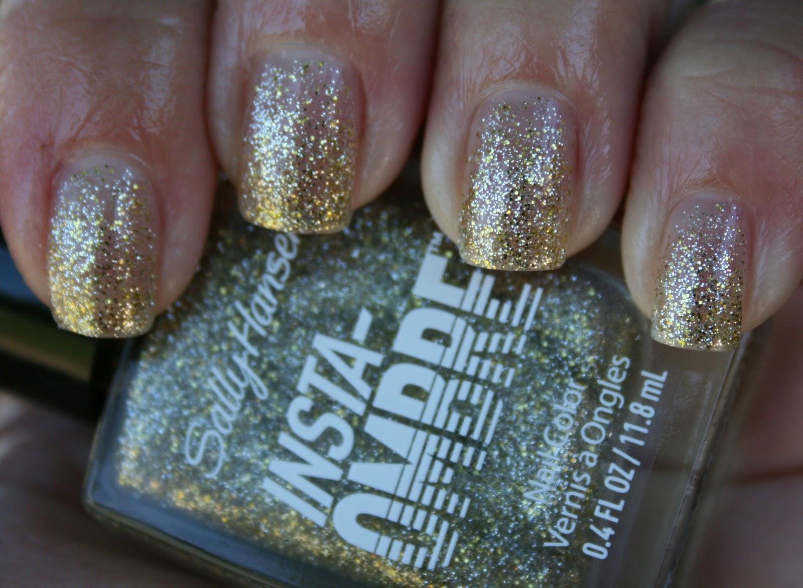 Sasha Says Nails... I\'m a Manicure Momma: Sally Hansen Insta-Ombre