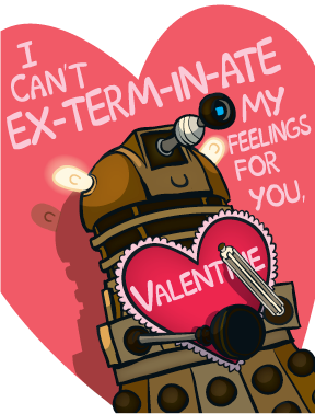 I Thought What A Lovely Way Of Expressing My Love Of All Things Doctor Who  For You!