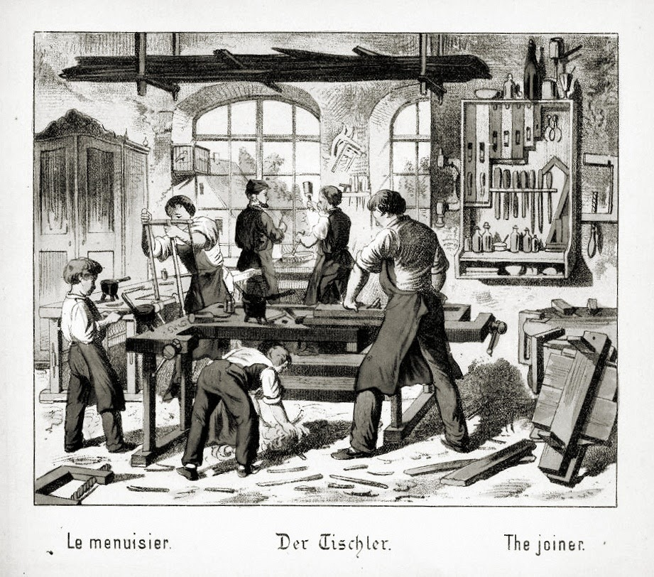 Atelier sandrine raffin archetiers faubourg saint antoine le menuisier le bois et l 39 archet - Meubles faubourg saint antoine ...