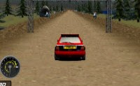 3d Süper Rally Yarışı