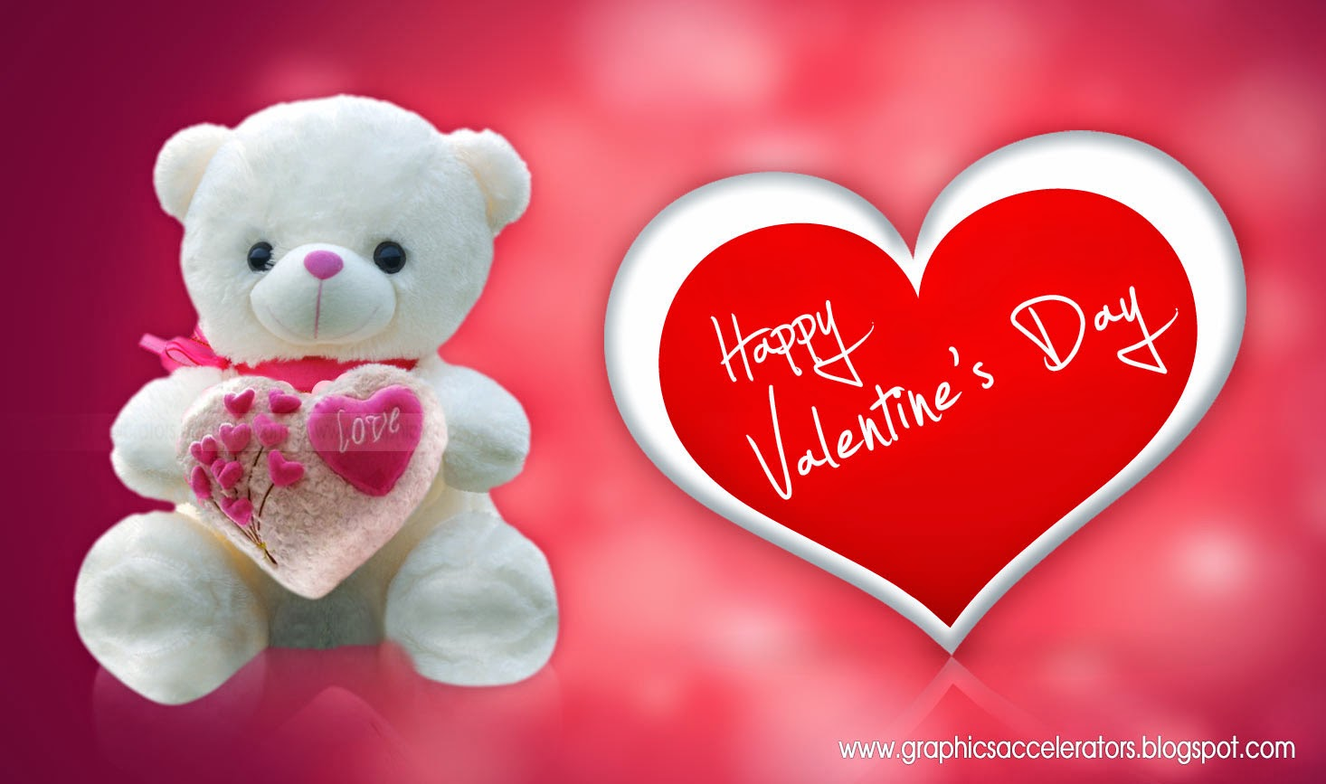 Happy Valentines Day 2016 Greeting Cards – Valentine Day Cards for Girlfriend