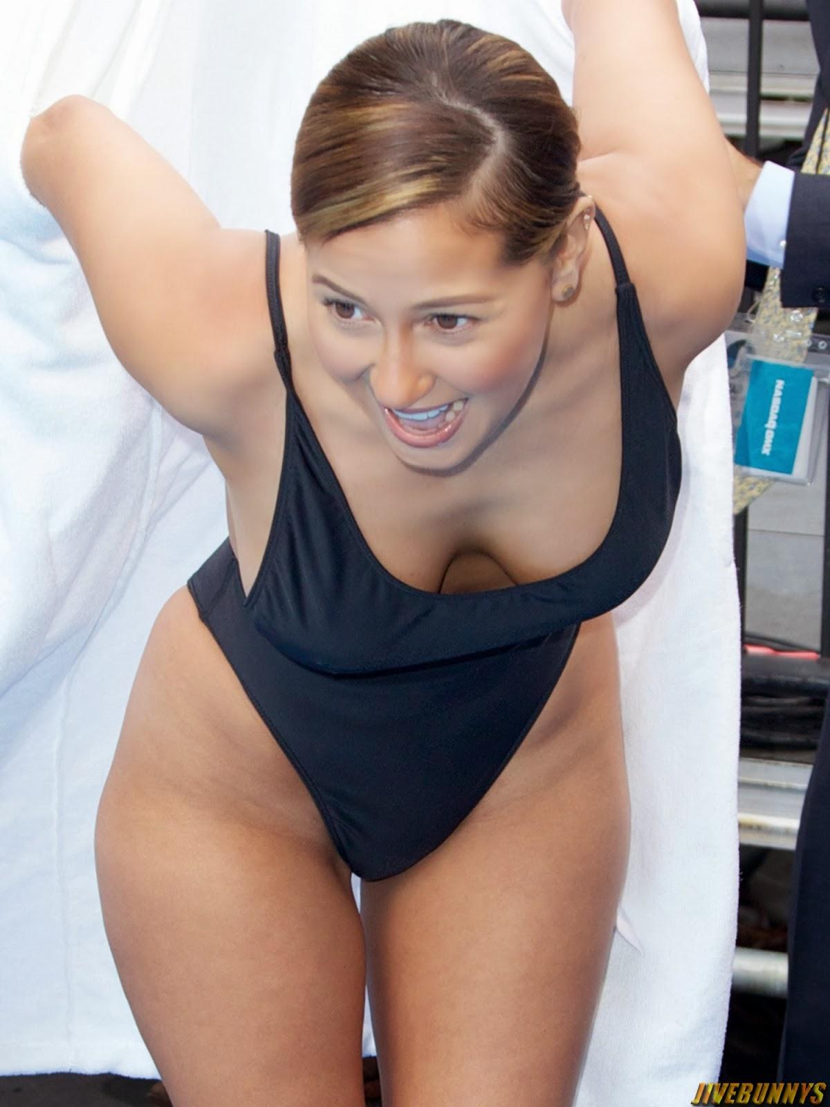 Adrienne bailon cleavage