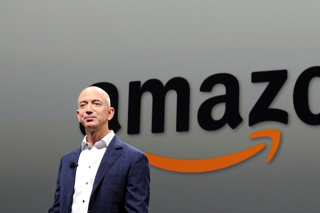 14 Billionaires Who Built Their Fortunes From Scratch - JEFF BEZOS