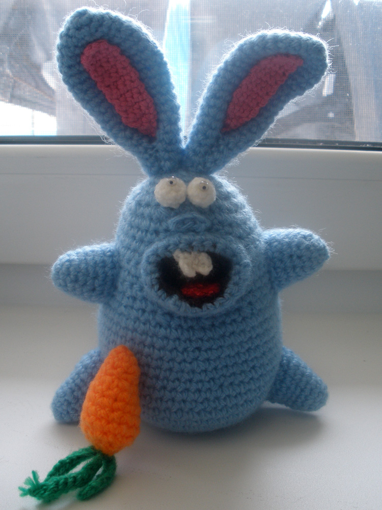 Colorfull Creations: Crazy Bunny