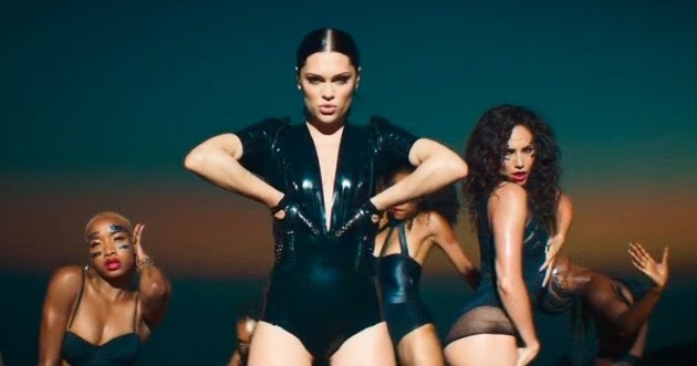 Jessie-J Burnin Up ft 2 Chainz - video dailymotion