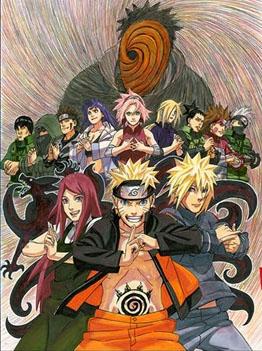 Pelicula-Naruto-Shippudent-road-to-Ninja