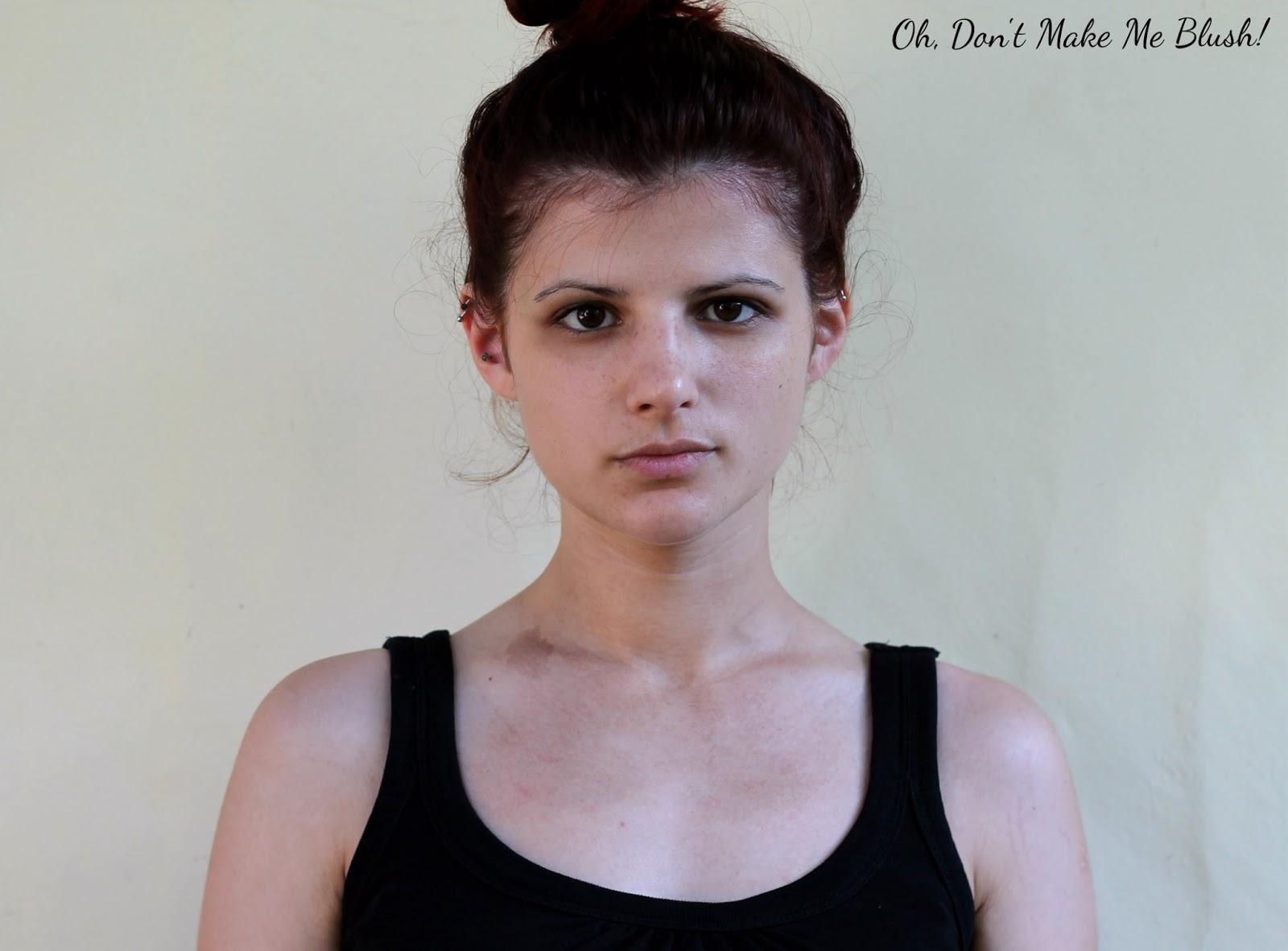no makeup girl tumblr