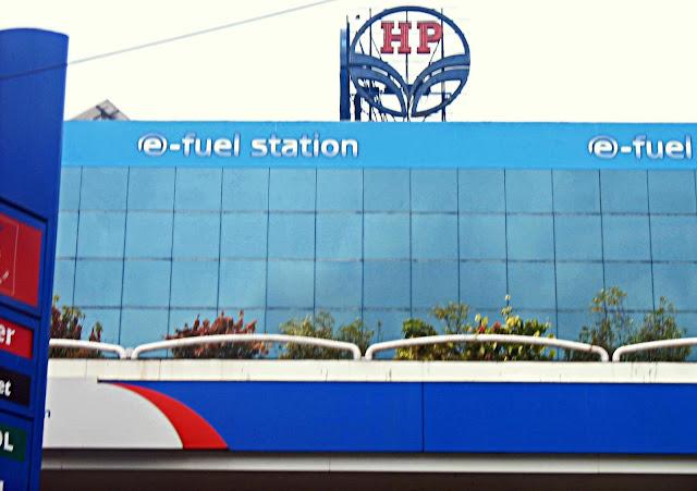 efuel station