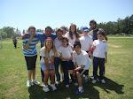 Encuentro deportivo de integración