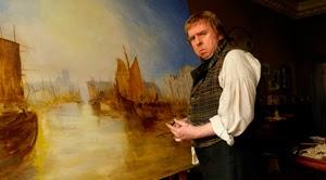Timothy Spall en Mr. Turner