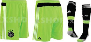 celana bola terbaru jersey musim depan Jersey Tandang Ajax 2015/2016
