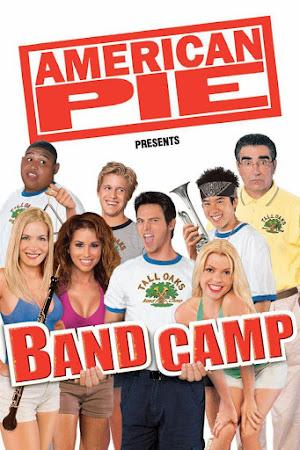 Poster Of Free Download American Pie Presents: Band Camp 2005 300MB Full Movie Hindi Dubbed 720P Bluray HD HEVC Small Size Pc Movie Only At worldfree4u.com