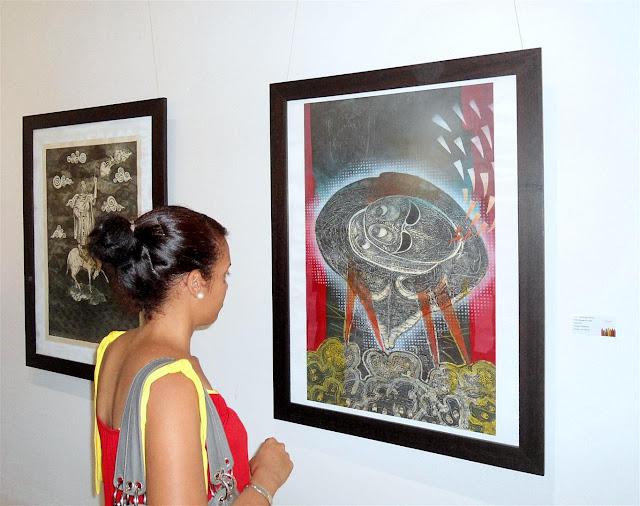 Salón Nacional de Artes Plásticas 60 Aniversario del Asalto al Moncada
