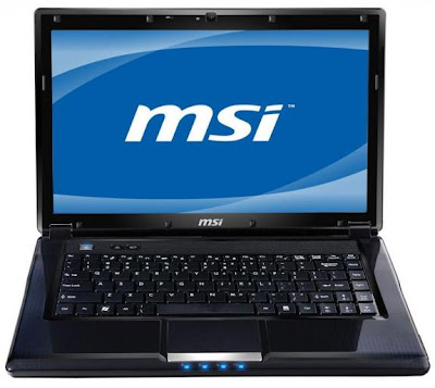 MSI CR460 14-Inch Multimedia Laptop