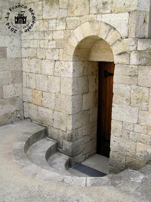 MONTJOYER (26) - Abbaye Notre-Dame d'Aiguebelle