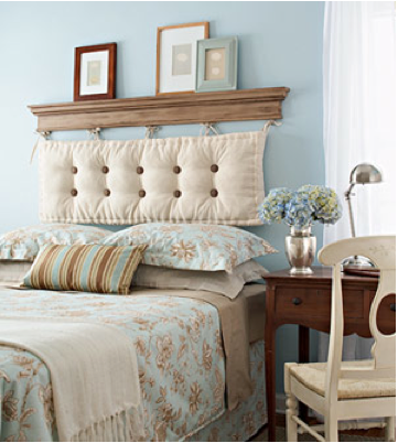 Biraz ordan biraz burdan orjinal yatak ba - Cabeceros con cojines ...