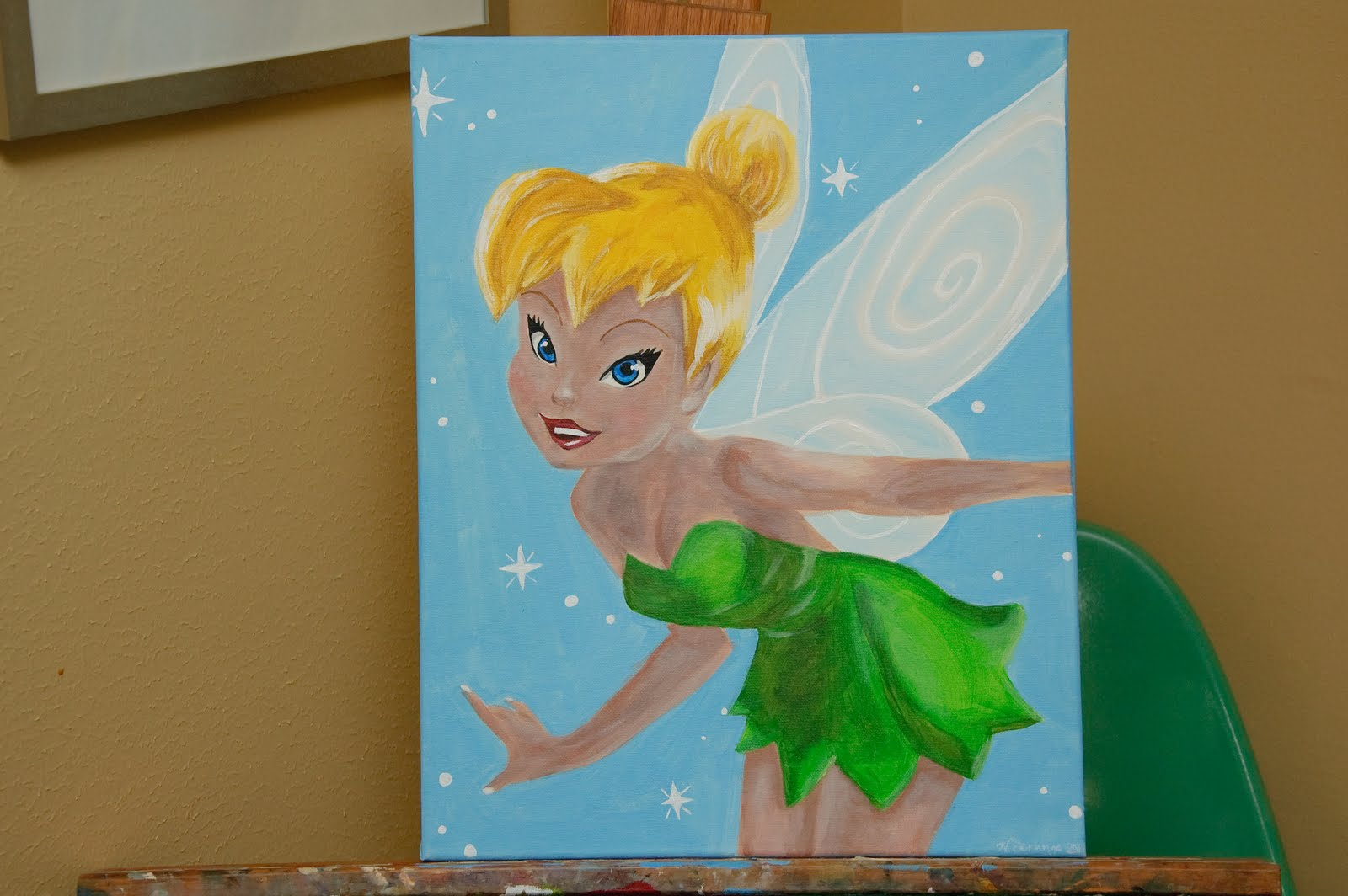 Lilybug Designs: Tinkerbell