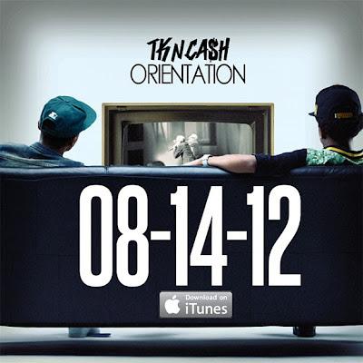 Tk N Cash Orientation