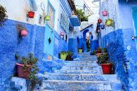 藍城(摩洛哥-舍夫沙萬)