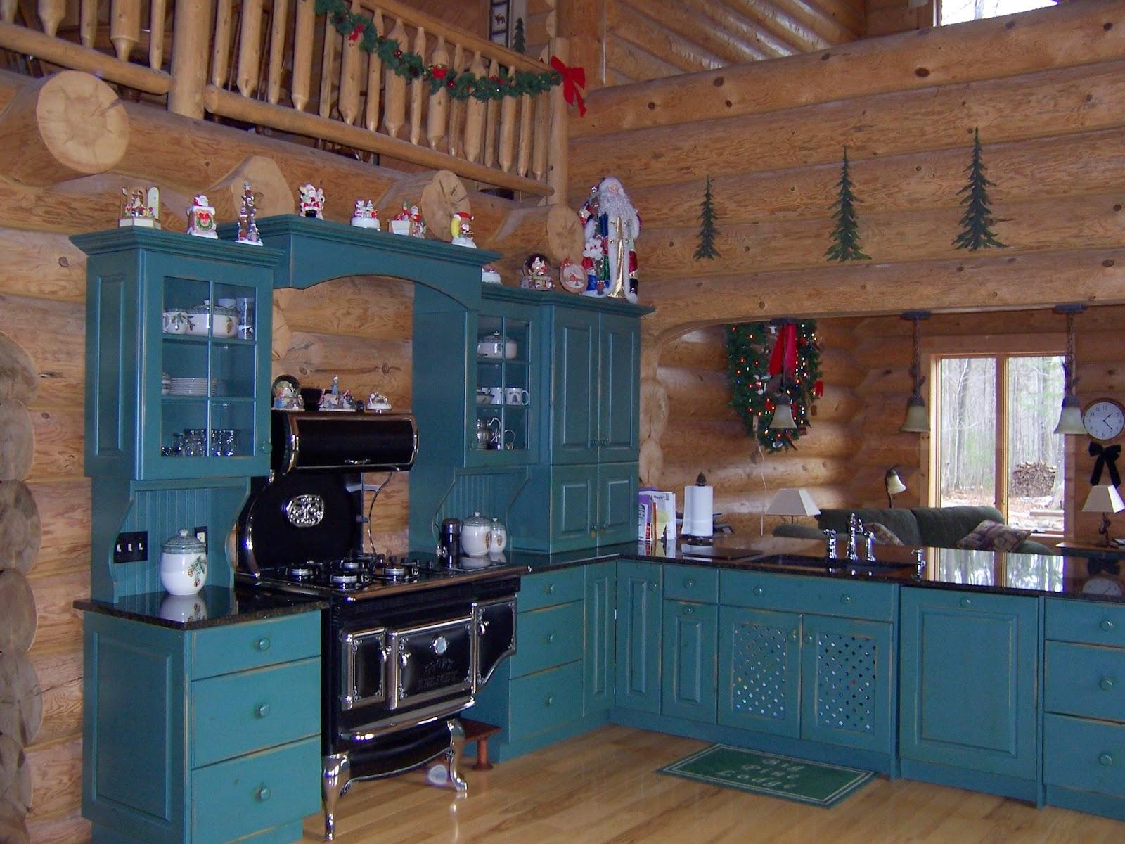 Edge of Escape A Log Cabin Christmas