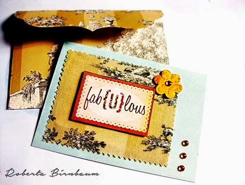 Roberta Birnbaum wallpaper cards